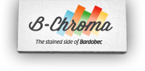 B-Chroma: the stained side of Bardobec